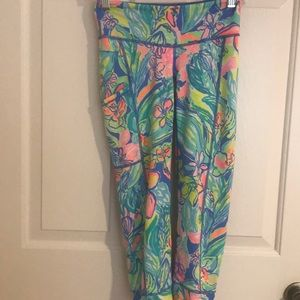 Lilly Pulitzer XXS leggings